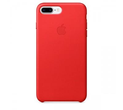 чехол Apple iPhone 7 Plus (красный)