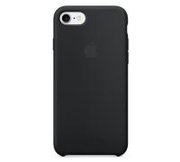 Silicone Case iPhone 7/8 black