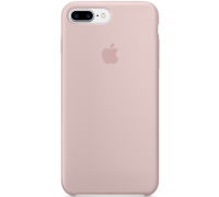 Silicone Case iPhone 7 Pink