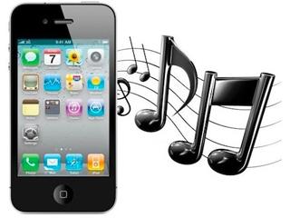 Создание мелодий для вызова на iPhone