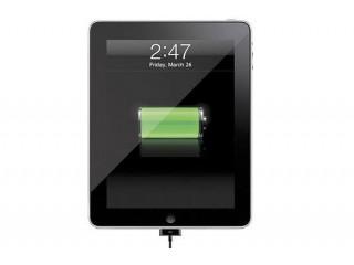 Как правильно заряжать iPad?