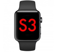 Apple Watch S3 38mm Space Gray
