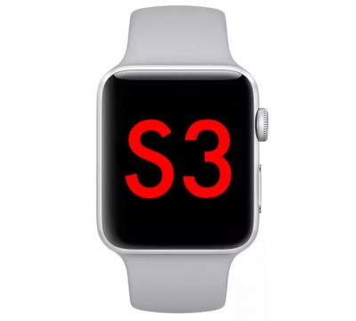 Apple Watch Series 3 42mm Silver