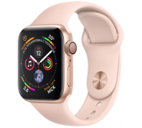 Apple Watch S4 40mm Розовые