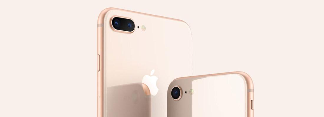iPhone 8 Новое поколение iPhone.