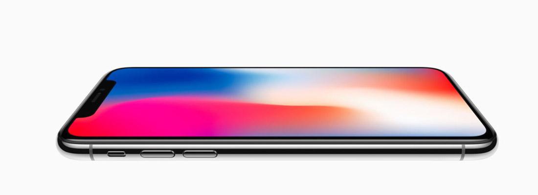 iPhone X Здравствуй, будущее.