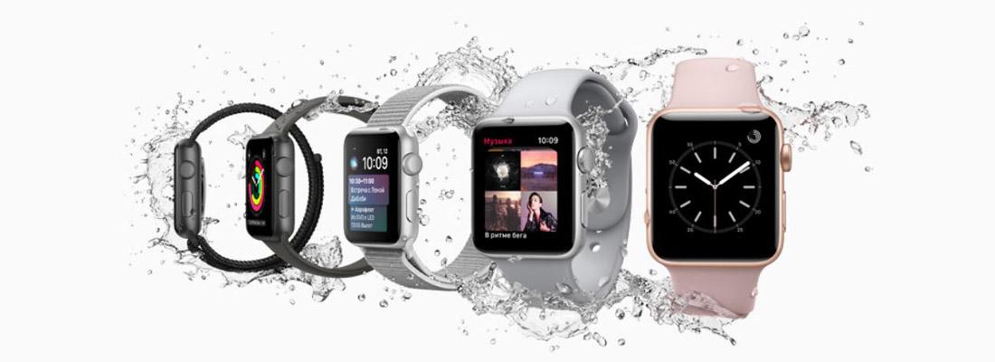 Apple Watch Series 3 На новой высоте.
